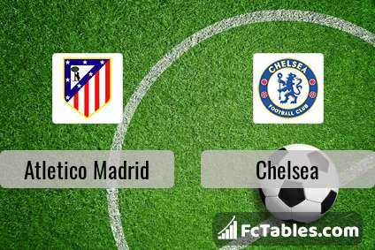 Preview image Atletico Madrid - Chelsea