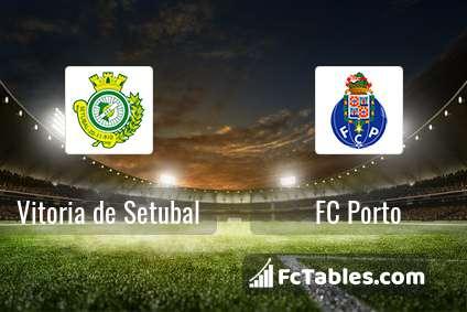 Podgląd zdjęcia Vitoria Setubal - FC Porto