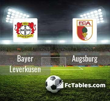 Preview image Bayer Leverkusen - Augsburg