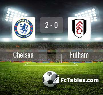 Preview image Chelsea - Fulham