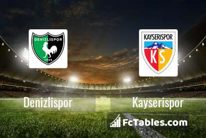 Podgląd zdjęcia Denizlispor - Kayserispor