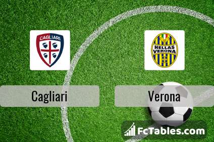 Preview image Cagliari - Verona