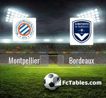 Preview image Montpellier - Bordeaux