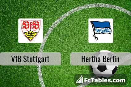 Anteprima della foto VfB Stuttgart - Hertha Berlin