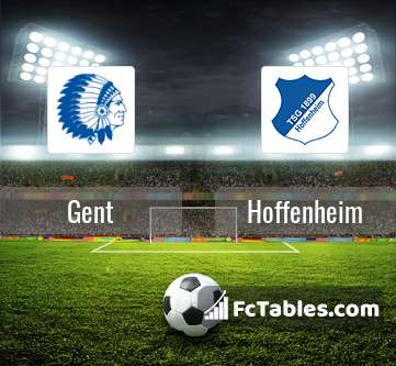 Anteprima della foto Gent - Hoffenheim