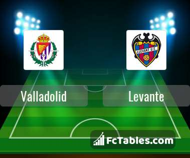 Preview image Valladolid - Levante