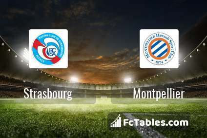 Preview image Strasbourg - Montpellier