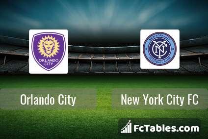 Preview image New York City FC - Orlando City