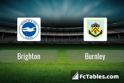 Preview image Brighton - Burnley