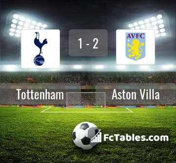 Preview image Tottenham - Aston Villa
