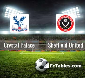 Preview image Crystal Palace - Sheffield United