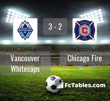 Preview image Vancouver Whitecaps - Chicago Fire