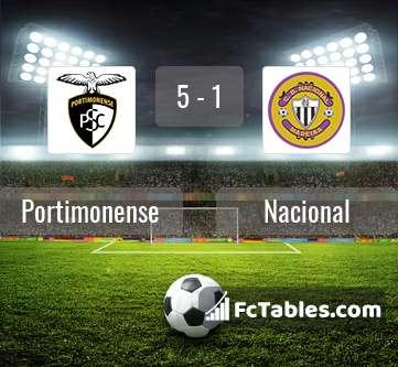 Podgląd zdjęcia Portimonense - Nacional