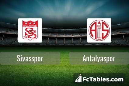 Preview image Sivasspor - Antalyaspor