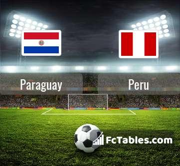 Preview image Paraguay - Peru