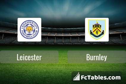 Leicester Burnley H2H