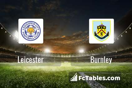Preview image Leicester - Burnley