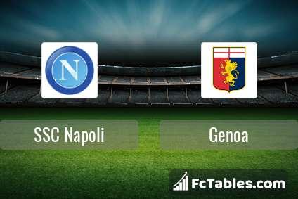 Preview image SSC Napoli - Genoa