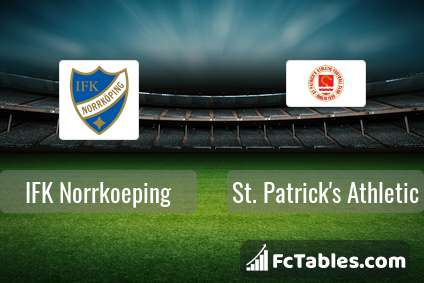 Preview image IFK Norrkoeping - St. Patrick's Athletic