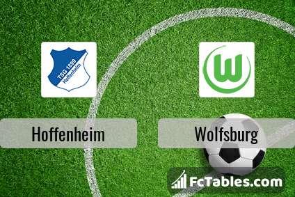 Podgląd zdjęcia Hoffenheim - VfL Wolfsburg