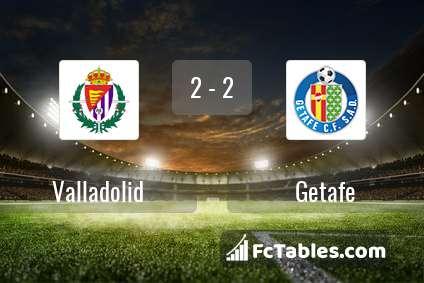 Podgląd zdjęcia Valladolid - Getafe