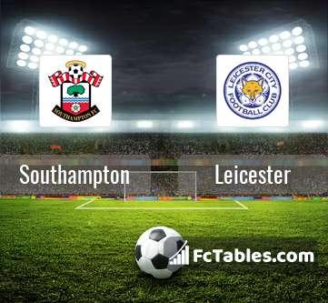 Southampton Leicester City H2H