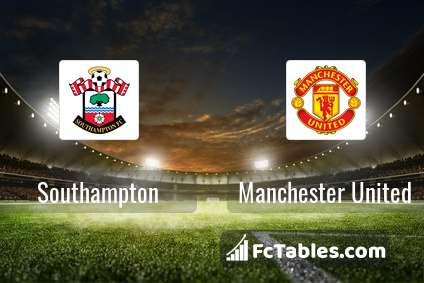 Preview image Southampton - Manchester United