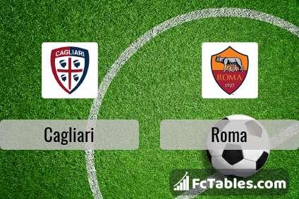 Preview image Cagliari - Roma