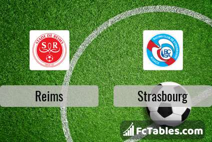Preview image Reims - Strasbourg