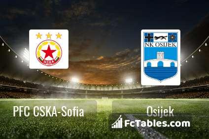 Preview image PFC CSKA-Sofia - Osijek