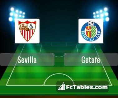 Podgląd zdjęcia Sevilla FC - Getafe