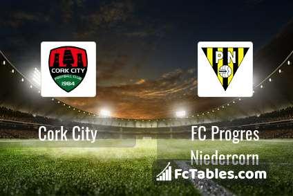 Preview image Cork City - FC Progres Niedercorn