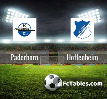 Preview image Paderborn - Hoffenheim