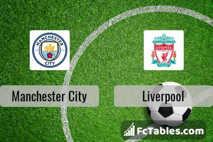 Preview image Manchester City - Liverpool