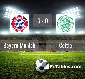 Preview image Bayern Munich - Celtic