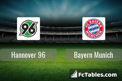 Anteprima della foto Hannover 96 - Bayern Munich