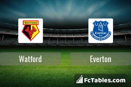 Podgląd zdjęcia Watford - Everton