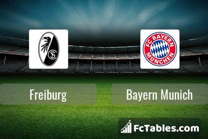 Preview image Freiburg - Bayern Munich