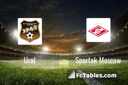 Preview image Ural - Spartak Moscow
