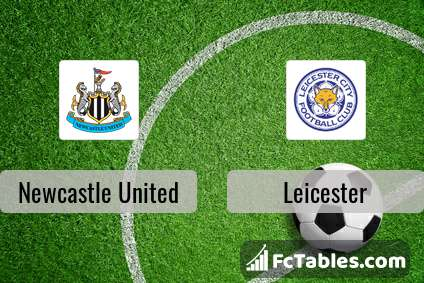 Preview image Newcastle United - Leicester