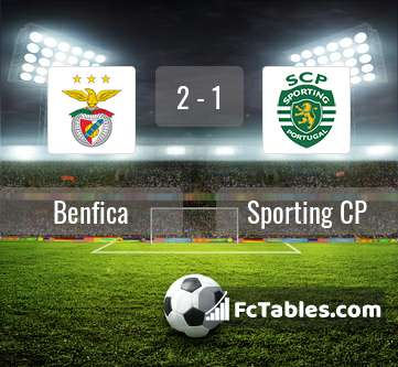 Preview image Benfica - Sporting CP