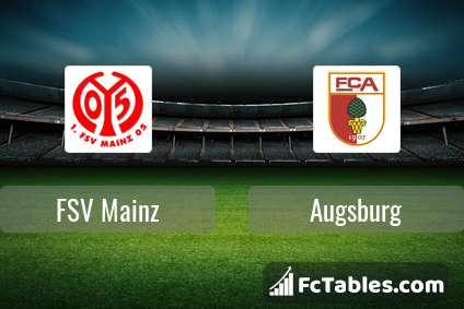 Podgląd zdjęcia FSV Mainz 05 - Augsburg