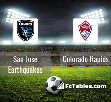 Preview image San Jose Earthquakes - Colorado Rapids