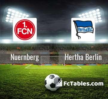 Podgląd zdjęcia Nuernberg - Hertha Berlin