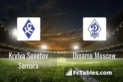 Preview image Krylya Sovetov Samara - Dinamo Moscow
