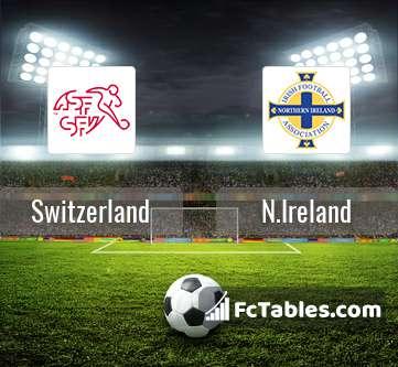 Preview image Switzerland - N.Ireland