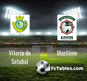 Preview image Vitoria de Setubal - Maritimo