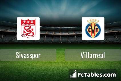 Preview image Sivasspor - Villarreal