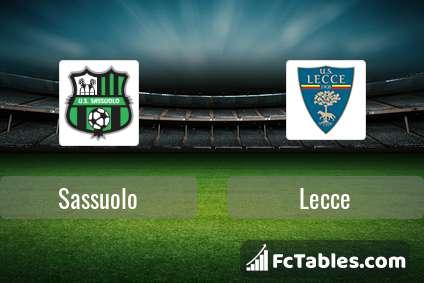 Preview image Sassuolo - Lecce