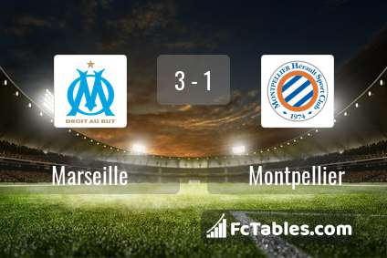 Preview image Marseille - Montpellier
